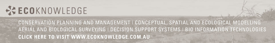 ECOKNOWLEDGE - Click here to visit www.ecoknowledge.com.au